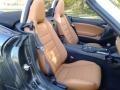 2019 124 Spider Lusso Roadster Saddle Interior