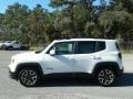 2018 Alpine White Jeep Renegade Latitude  photo #2