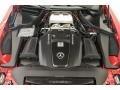 2018 AMG GT R Coupe 4.0 Liter AMG Twin-Turbocharged DOHC 32-Valve VVT V8 Engine