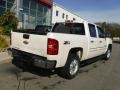 2012 White Diamond Tricoat Chevrolet Silverado 1500 LT Crew Cab 4x4  photo #11