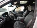 Medium Black Interior Photo for 2019 Ford Explorer #130213789