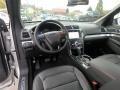 Medium Black Interior Photo for 2019 Ford Explorer #130213864