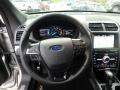 Medium Black Steering Wheel Photo for 2019 Ford Explorer #130213962