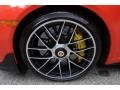 2018 Lava Orange Porsche 911 Turbo S Coupe  photo #13
