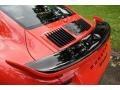 2018 Lava Orange Porsche 911 Turbo S Coupe  photo #17
