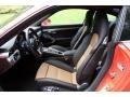 2018 Lava Orange Porsche 911 Turbo S Coupe  photo #23