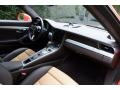 2018 Porsche 911 Espresso/Cognac Natural Interior Dashboard Photo