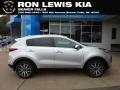 Sparkling Silver 2019 Kia Sportage EX AWD