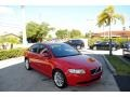 Passion Red 2010 Volvo S40 2.4i