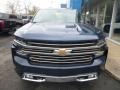 2019 Northsky Blue Metallic Chevrolet Silverado 1500 High Country Crew Cab 4WD  photo #8