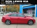 Currant Red 2019 Kia Forte S