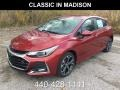 Cajun Red Tintcoat - Cruze LT Hatchback Photo No. 1