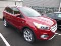 2019 Ruby Red Ford Escape Titanium 4WD  photo #4