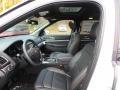Medium Black Interior Photo for 2019 Ford Explorer #130306114