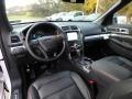 Medium Black Interior Photo for 2019 Ford Explorer #130306174