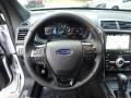 Medium Black Steering Wheel Photo for 2019 Ford Explorer #130306297