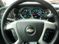 2012 Mocha Steel Metallic Chevrolet Silverado 1500 LT Crew Cab 4x4  photo #15