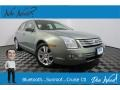 Moss Green Metallic 2009 Ford Fusion SEL V6