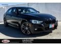 Black Sapphire Metallic 2018 BMW 3 Series 340i Sedan