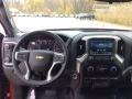 Jet Black Dashboard Photo for 2019 Chevrolet Silverado 1500 #130320515