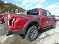 2018 F150 SVT Raptor SuperCab 4x4 Ruby Red