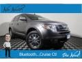 Sterling Grey Metallic 2010 Ford Edge Limited