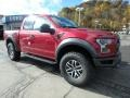 Ruby Red - F150 SVT Raptor SuperCab 4x4 Photo No. 8