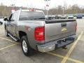 2013 Mocha Steel Metallic Chevrolet Silverado 1500 LT Crew Cab 4x4  photo #7
