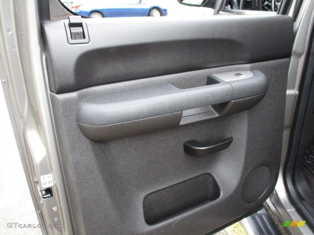 2013 Silverado 1500 LT Crew Cab 4x4 - Mocha Steel Metallic / Ebony photo #23