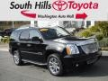 Carbon Black Metallic 2011 GMC Yukon Denali AWD