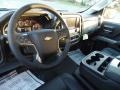 2018 Summit White Chevrolet Silverado 1500 LTZ Crew Cab 4x4  photo #22