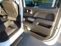 2018 Summit White Chevrolet Silverado 1500 LTZ Crew Cab 4x4  photo #45