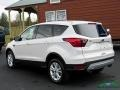 2019 White Platinum Ford Escape SE 4WD  photo #3