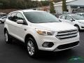 2019 White Platinum Ford Escape SE 4WD  photo #7