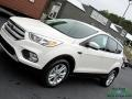 2019 White Platinum Ford Escape SE 4WD  photo #28