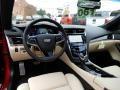 2019 CTS Premium Luxury AWD Very Light Cashmere Interior
