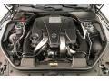 2019 SL 550 Roadster 4.7 Liter DI biturbo DOHC 32-Valve VVT V8 Engine