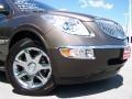 2009 Cocoa Metallic Buick Enclave CXL AWD  photo #2
