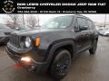 Black 2018 Jeep Renegade Trailhawk 4x4