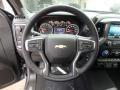 2019 Satin Steel Metallic Chevrolet Silverado 1500 LT Crew Cab 4WD  photo #17