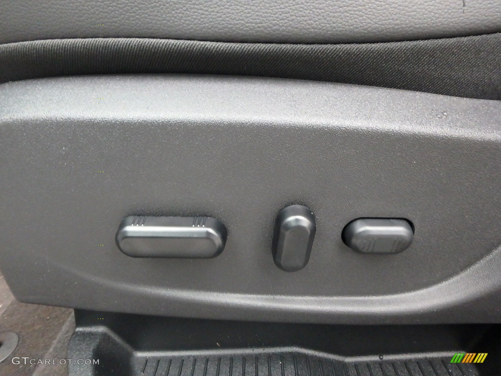 2019 Escape SEL 4WD - White Platinum / Chromite Gray/Charcoal Black photo #15