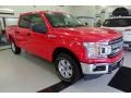 Race Red 2018 Ford F150 Gallery