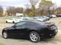 2014 Black Ford Mustang V6 Premium Coupe  photo #6