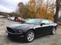 2014 Black Ford Mustang V6 Premium Coupe  photo #7