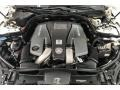 2015 E 63 AMG S 4Matic Wagon 5.5 Liter AMG DI biturbo DOHC 32-Valve VVT V8 Engine