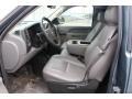 2012 Blue Granite Metallic Chevrolet Silverado 1500 Work Truck Regular Cab 4x4  photo #14