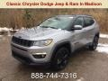 Billet Silver Metallic 2019 Jeep Compass Latitude 4x4