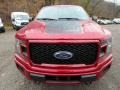 2019 Ruby Red Ford F150 XLT Sport SuperCrew 4x4  photo #7