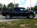 2017 Black Forest Green Pearl Ram 1500 Big Horn Crew Cab  photo #6