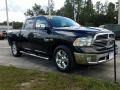 2017 Black Forest Green Pearl Ram 1500 Big Horn Crew Cab  photo #7